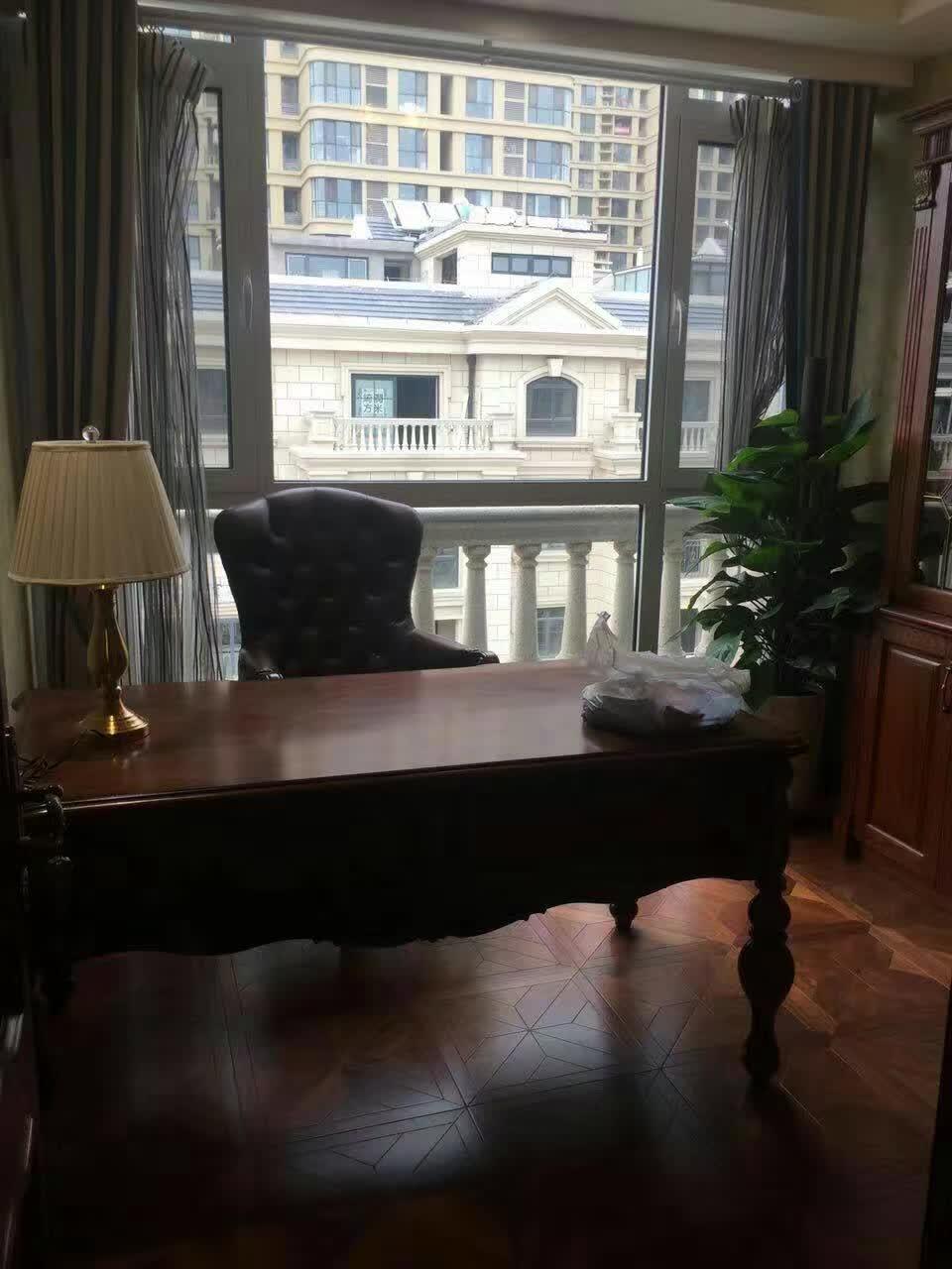 迦南-餐桌书桌梳妆台